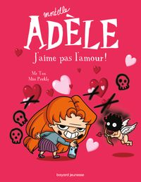 Cover of « J'aime pas l'amour ! »