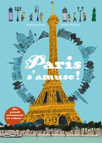 Couverture « Paris s'amuse »