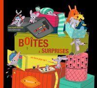 Cover of «Bric-à-boîtes»