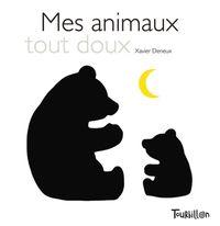 Couverture «Mes animaux tout doux»