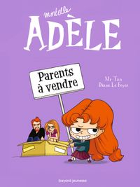 Couverture « Parents à vendre »