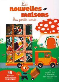 Cover of «Les nouvelles maisons des petits amis»