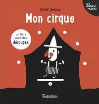 Couverture «Mon cirque»