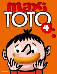 Cover of « Maxi Toto 4 »