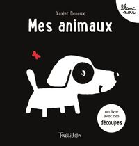 Couverture « Mes animaux »
