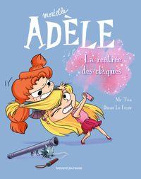 Cover of «La rentrée des claques»