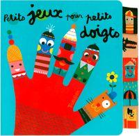 Couverture «Petits jeux pour petits doigts»