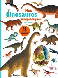 Couverture «Les dinosaures magnétiques»