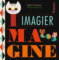 Cover of « IMAGIER IMAGINE »