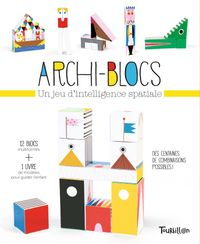 Cover of « Archi Blocs »