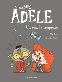 Cover of « Ça sent la croquette ! »