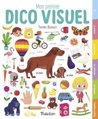 Cover of «Mon premier dico visuel»