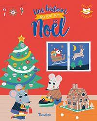 Couverture «Une histoire qui sent bon Noël – Livre à odeurs»