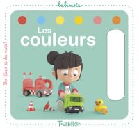 Cover of « Les couleurs – Babimots »
