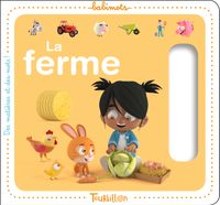 Cover of « La ferme – Babimots »