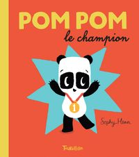 Couverture « Pompom le champion »