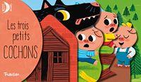 Couverture «Les 3 petits cochons découpes»