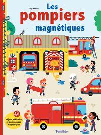 Couverture «Les pompiers magnétiques»