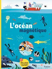 Couverture «L'océan magnétique»