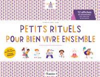 Couverture «Petits rituels pour bien vivre ensemble – Chevalet Memo»