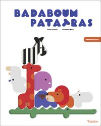 Cover of « Badaboum Patatras »