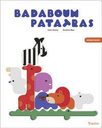 Couverture «Badaboum Patatras»