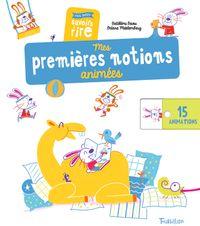Cover of «Mes premières notions animées – Mes petits savoirs à rire»