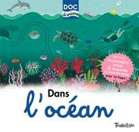 Couverture «Dans l'océan»