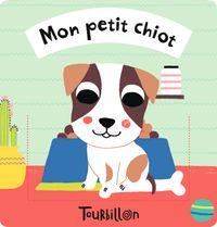 Couverture «Mon petit chiot – Tissu»
