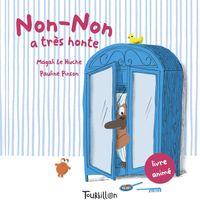 Cover of «Non non a très honte»