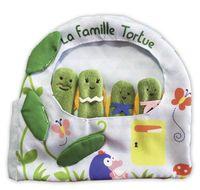 Couverture «La famille Tortue»