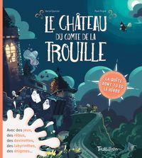Couverture «Le château du comte de La Trouille»