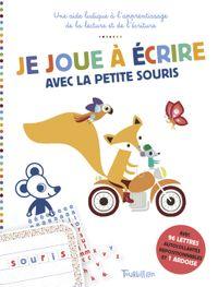 Couverture «Je joue à écrire avec la petite souris»