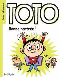 Couverture «Bonne rentrée, Toto»