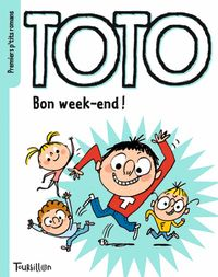 Couverture « Bon week-end, Toto »