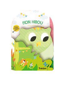 Couverture «Mon hibou»