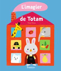 Cover of « L'imagier de Totam »