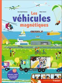 Couverture «Mes véhicules magnétiques»