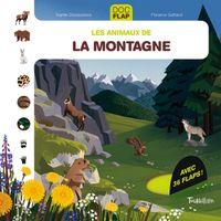 Couverture «Les animaux de la montagne»