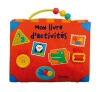 Couverture «Mes premières activités»