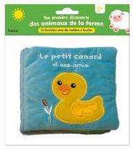 Couverture «Le petit canard et ses amis»