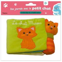 Couverture « Le chat Miaou »