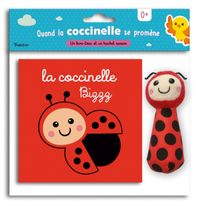 Cover of « La coccinelle Bizzz »
