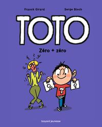 Couverture «Zéro + zéro»