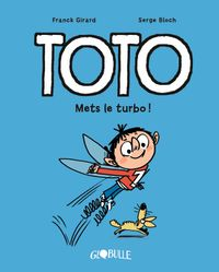 Couverture « Mets le turbo ! »