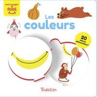 Cover of «Les couleurs – Mon imagier à rire»