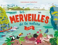 Cover of « Les merveilles de la nature en relief »
