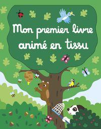 Cover of «Mon premier livre animé en tissu»