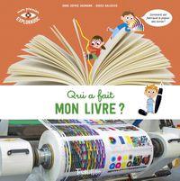 Cover of «Qui a fait mon livre ?»