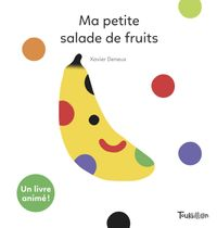 Cover of « Ma petite salade de fruits »